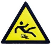 slip hazard